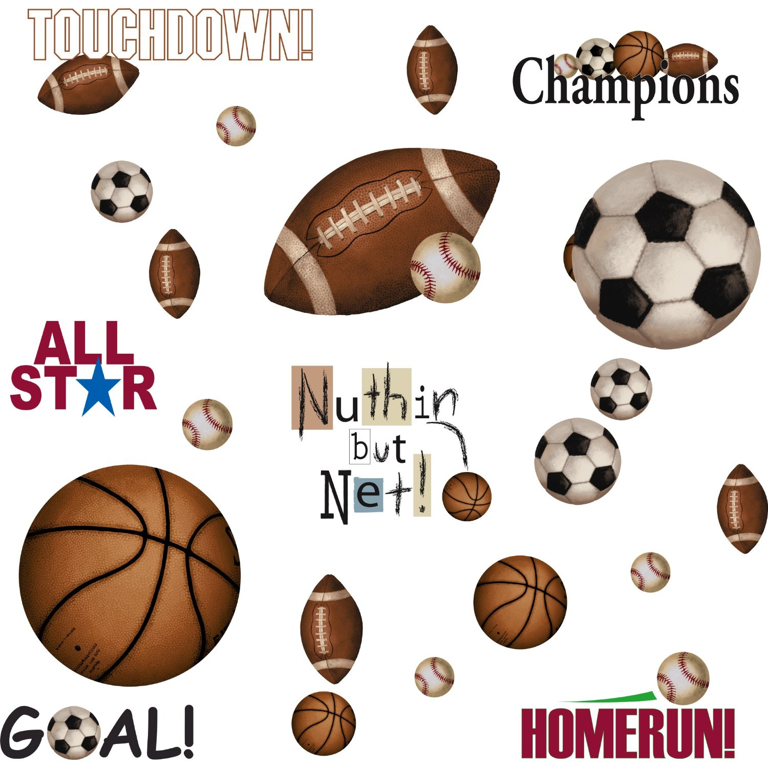 sports wall murals dont pinch my wallet sports wall murals budget wall decor for sports lovers