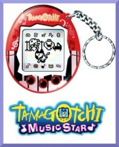 Tamagotchi Music Star