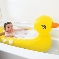 Rubber Ducky Bathroom Decor Idea Duck