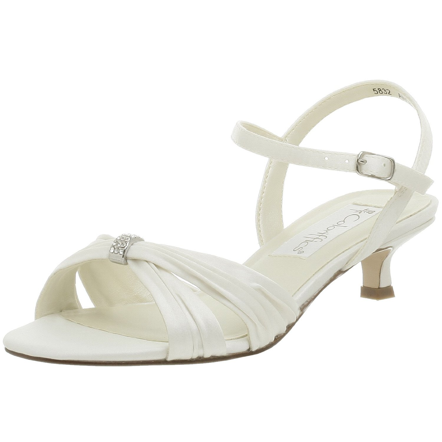 Wide Width Wedding Shoes | Dont Pinch
