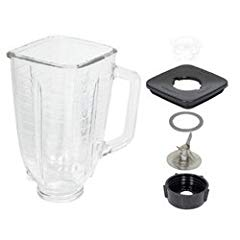 6-piece Blender Replacement Glass Kit