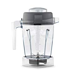 Vitamix 48-ounce Container with wet blade and small tamper