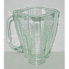 084036-000-000 Glass Blender Jar -Clover Top