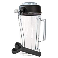 Vitamix Eastman Tritan Copolyester 64-Ounce Container with Lid and Wrench (No Blade)