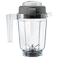 Vitamix 32-ounce Dry Grains Container with Whole Grains Cookboo