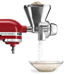 KitchenAid KGM Stand-Mixer Grain-Mill Attachment