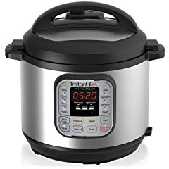 Instant Pot IP-DUO50 Multi-Functional Pressure Cooker, 5Qt/900W