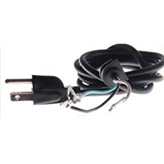 KitchenAid W10164883 Power Cord, Black