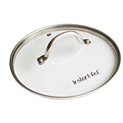 Instant Pot Tempered Glass Lid for Electric Pressure Cookers, 9
