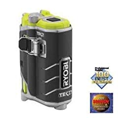 Ryobi Tek4 Self-leveling Plumb and Cross Laser Level
