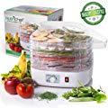 NutriChef Food Dehydrator Machine PKFD06