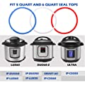 Netany Silicone Sealing Rings for 5 or 6 Quart Models