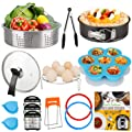 Nice Kitchen Cooking Accessories Set Compatible with Instant Pot 8 QT