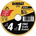 DEWALT Cutting Wheel DW8062B5
