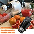 SUMNEW Juicing Screen Compatible with Omega 8006 8005 8004 8003 Slow Masticating Juicer